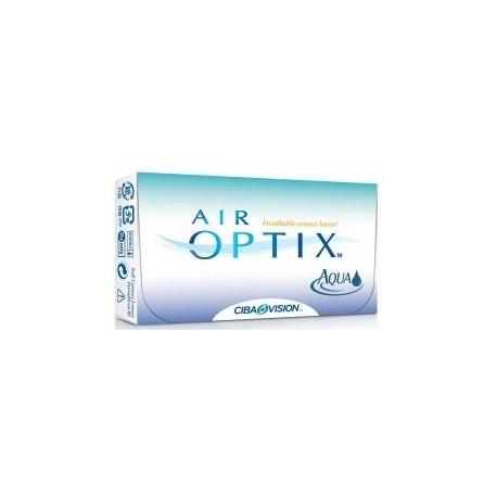 Air Optix Aqua (3) Contact Lenses